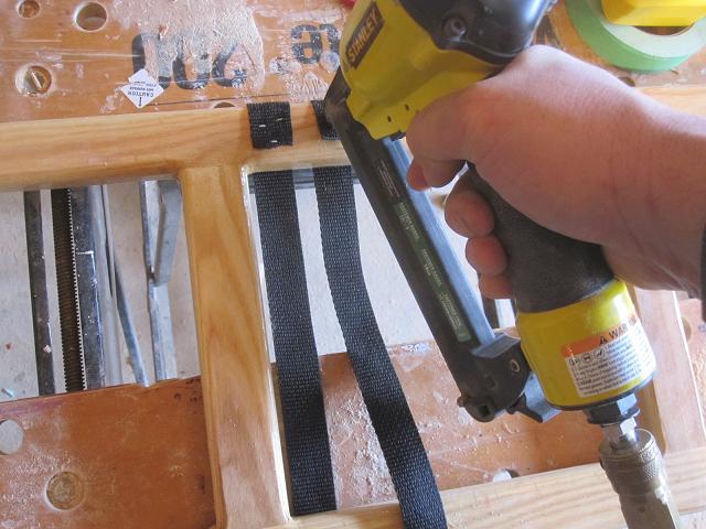 Building canoe seats (part 2) | greybeard canoes & kayaks