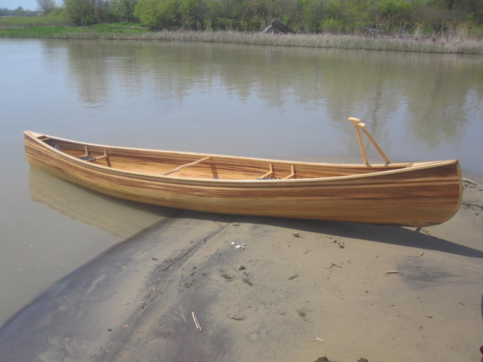 Boat Pics | greybeard canoes & kayaks Canoe