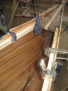 deck installed